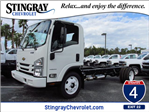 2016 Low Cab Forward Regular Cab, Cab Chassis #GS809365 - photo 1