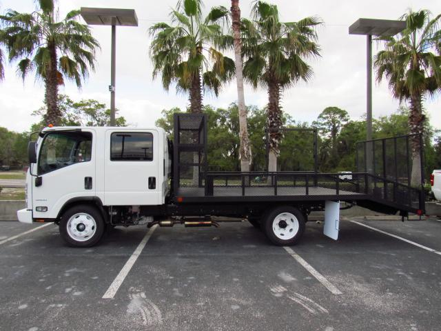 2016 Low Cab Forward Crew Cab, Womack Equipment Trailers, Inc Dovetail Landscape #GS809456 - photo 3