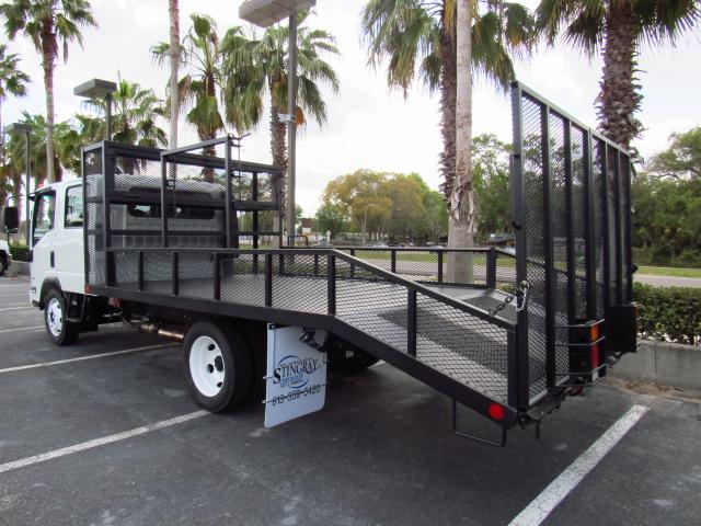 2016 Low Cab Forward Crew Cab, Womack Equipment Trailers, Inc Dovetail Landscape #GS809456 - photo 2