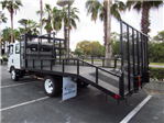2016 Low Cab Forward Crew Cab, Womack Equipment Trailers, Inc Dovetail Landscape #GS809456 - photo 1