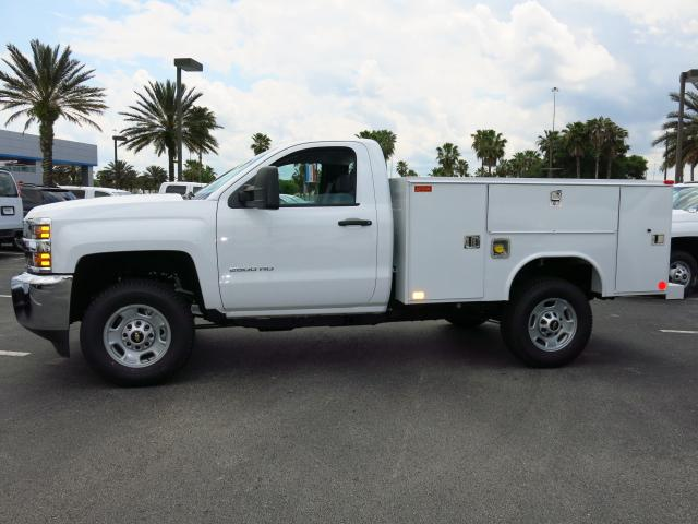 2016 Silverado 2500 Regular Cab, Reading Service Body #GZ136591 - photo 3