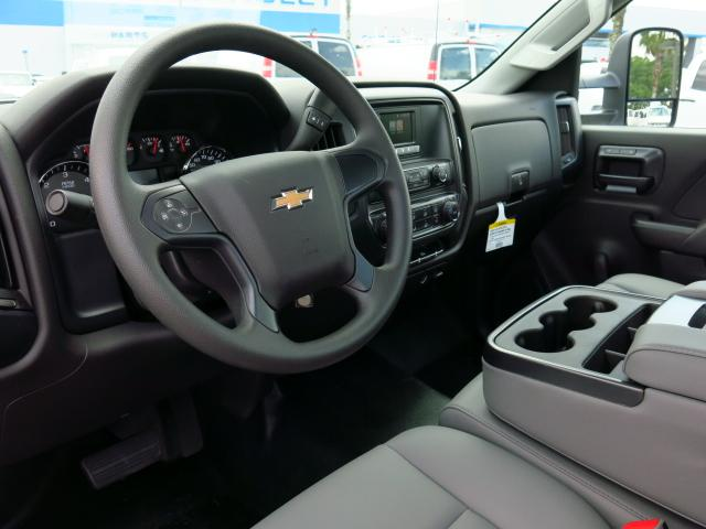 2016 Silverado 2500 Regular Cab, Reading Service Body #GZ136591 - photo 9