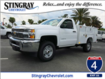 2016 Silverado 2500 Regular Cab, Reading Service Body #GZ136591 - photo 1