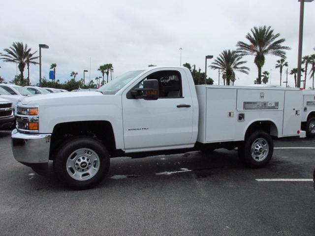 2016 Silverado 2500 Regular Cab, Reading Service Body #GZ313718 - photo 3