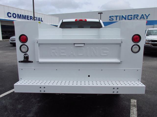 2016 Silverado 2500 Regular Cab, Reading Service Body #GZ313718 - photo 4