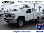 2016 Silverado 2500 Regular Cab, Reading Service Body #GZ313718 - photo 1