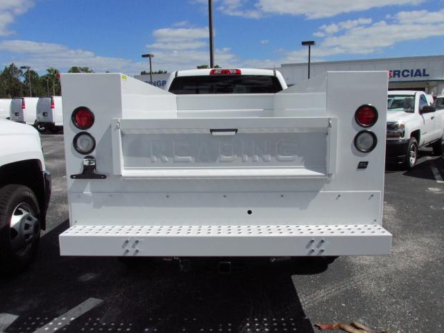2016 Silverado 2500 Regular Cab, Reading Service Body #GZ314610 - photo 2