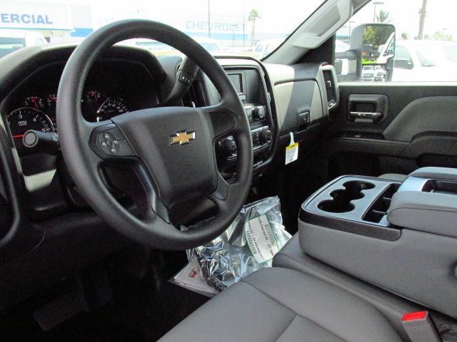 2016 Silverado 2500 Regular Cab, Reading Service Body #GZ314610 - photo 3