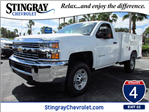 2016 Silverado 2500 Regular Cab, Reading Service Body #GZ314610 - photo 1