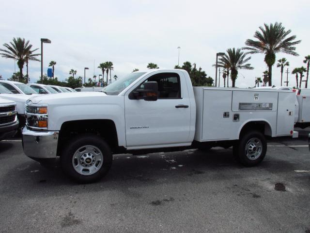 2016 Silverado 2500 Regular Cab, Reading Service Body #GZ317654 - photo 3