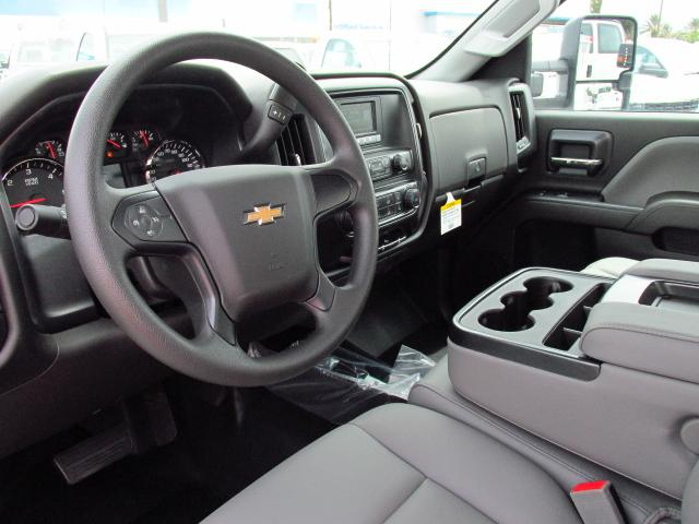 2016 Silverado 2500 Regular Cab, Reading Service Body #GZ317654 - photo 9