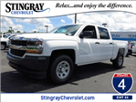 2016 Silverado 2500 Double Cab 4x4, Pickup #GZ319132 - photo 1
