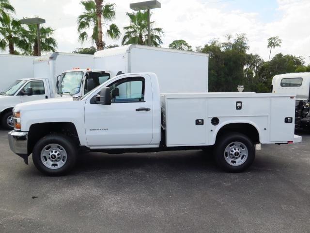 2016 Silverado 2500 Regular Cab, Knapheide Service Body #GZ356484 - photo 3