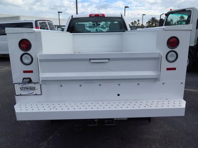 2016 Silverado 2500 Regular Cab, Knapheide Service Body #GZ356484 - photo 4
