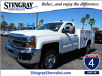 2016 Silverado 2500 Regular Cab, Knapheide Service Body #GZ356484 - photo 1