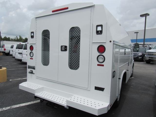 2017 Express 3500, Knapheide Service Utility Van #H1156138 - photo 4