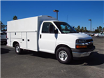 2017 Express 3500, Knapheide Service Utility Van #H1266132 - photo 1