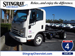 2017 Low Cab Forward Regular Cab 4x2,  Cab Chassis #H7003039 - photo 1