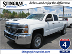 2017 Silverado 2500 Crew Cab, Pickup #HF118231 - photo 1