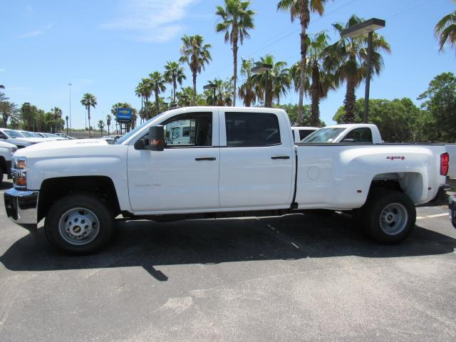2017 Silverado 3500 Crew Cab 4x4, Pickup #HF144712 - photo 6