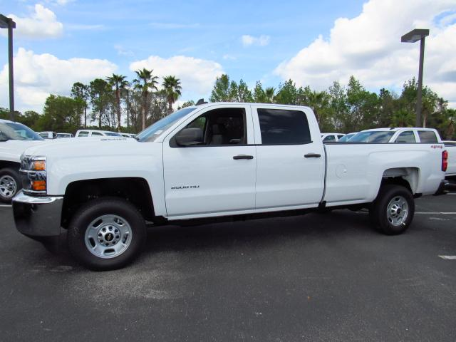 2017 Silverado 2500 Crew Cab 4x4, Pickup #HF148107 - photo 3