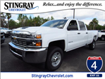 2017 Silverado 2500 Crew Cab 4x4, Pickup #HF148107 - photo 1