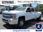 2017 Silverado 3500 Crew Cab 4x4, Pickup #HF150689 - photo 1