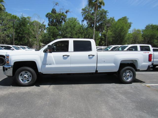 2017 Silverado 2500 Crew Cab 4x4, Pickup #HF172586 - photo 3
