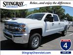 2017 Silverado 2500 Crew Cab 4x4, Pickup #HF172586 - photo 1