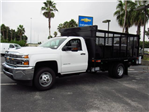 2017 Silverado 3500 Regular Cab 4x4 Landscape Dump #HF238296 - photo 1