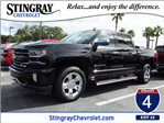 2017 Silverado 1500 Crew Cab 4x4, Pickup #HG134337 - photo 1