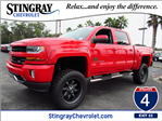 2017 Silverado 1500 Crew Cab 4x4, Pickup #HG158529 - photo 1
