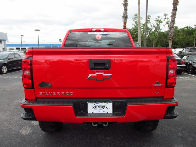 2017 Silverado 1500 Crew Cab 4x4, Pickup #HG161063 - photo 4