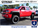 2017 Silverado 1500 Crew Cab 4x4, Pickup #HG164634 - photo 1
