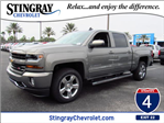 2017 Silverado 1500 Crew Cab 4x4, Pickup #HG240086 - photo 1