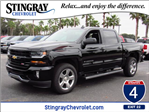 2017 Silverado 1500 Crew Cab 4x4, Pickup #HG245065 - photo 1