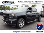 2017 Silverado 1500 Crew Cab 4x4, Pickup #HG257039 - photo 1