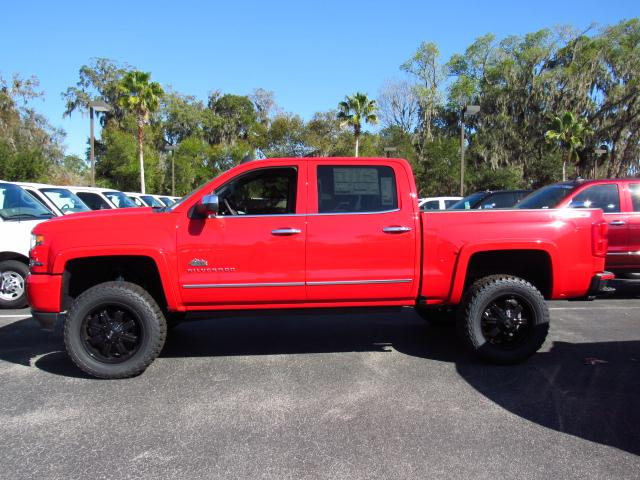 2017 Silverado 1500 Crew Cab 4x4, Pickup #HG295052 - photo 3