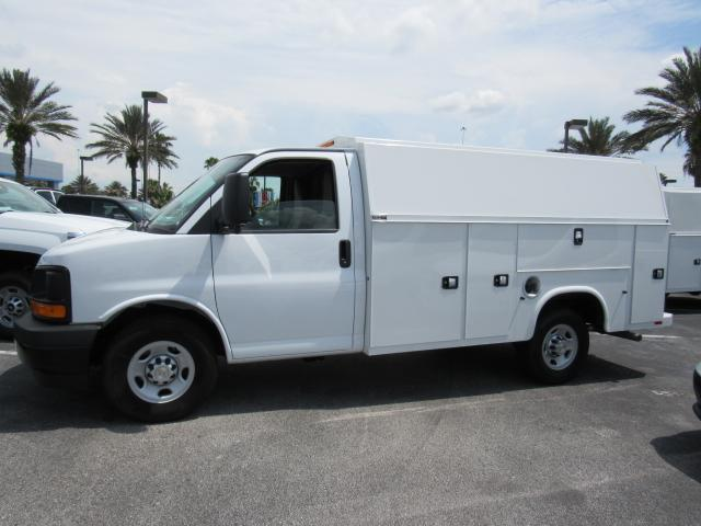 2017 Express 3500, Service Utility Van #HN001008 - photo 3
