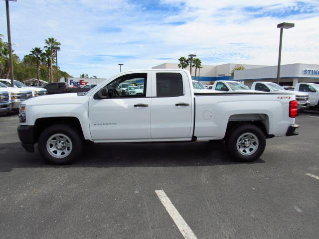 2017 Silverado 1500 Double Cab 4x4, Pickup #HZ157657 - photo 3