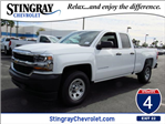 2017 Silverado 1500 Double Cab 4x4, Pickup #HZ157657 - photo 1