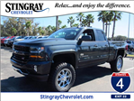 2017 Silverado 1500 Double Cab 4x4, Pickup #HZ209555 - photo 1
