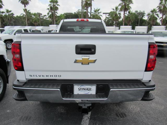 2017 Silverado 2500 Double Cab, Pickup #HZ392544 - photo 4