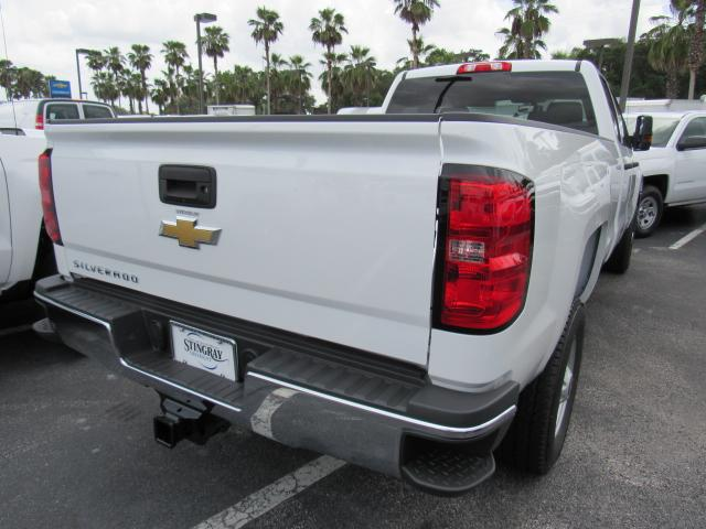 2017 Silverado 2500 Double Cab, Pickup #HZ392544 - photo 5