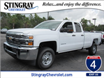 2017 Silverado 2500 Double Cab, Pickup #HZ392544 - photo 1