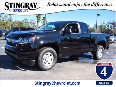 2018 Colorado Extended Cab 4x2,  Pickup #J1170812 - photo 1