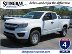 2018 Colorado Extended Cab 4x2,  Pickup #J1249571 - photo 1