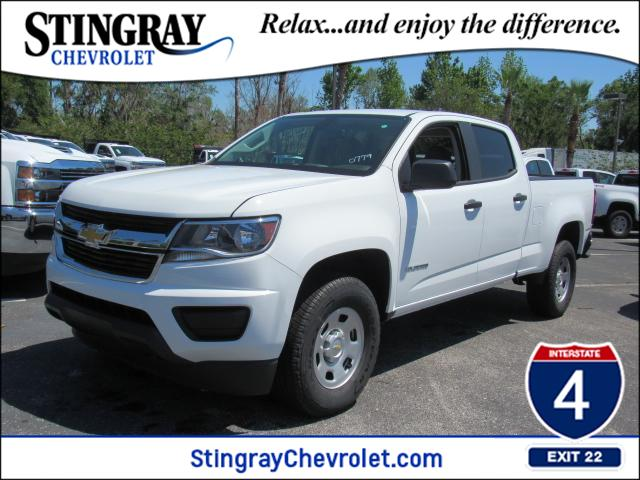 2018 Colorado Crew Cab 4x2,  Pickup #J1260779 - photo 1