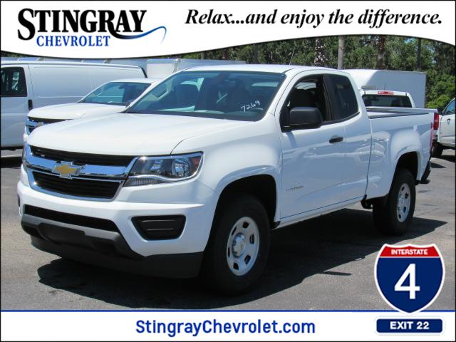2018 Colorado Extended Cab 4x2,  Pickup #J1277269 - photo 1