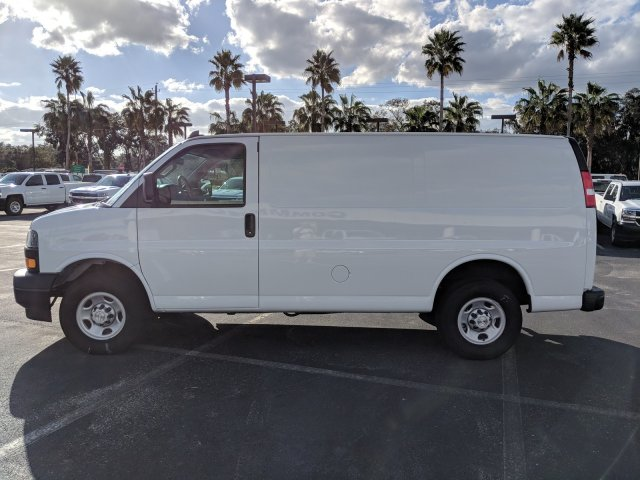 2018 Express 2500 4x2,  Adrian Steel Upfitted Cargo Van #J1334052 - photo 10